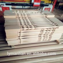Holzbaluster / Handlauf aus Holz