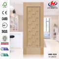 Living Room EV-Oak Veneer Moulded HDF Door Skin