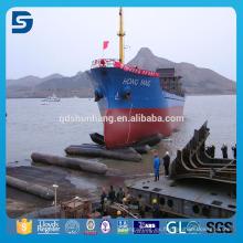 Airbag marino de goma inflable del rescate para el lanzamiento de la nave
