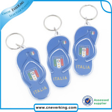 Free Design Excellent Quality Standard Durable Plastic Keychain