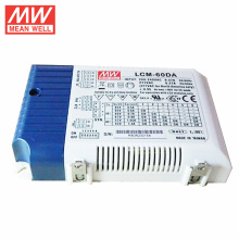 Excitador do diodo emissor de luz de Dali do MW LCM-60DA 60W Dimming