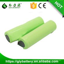 Fabrik wholeslae niedriger Preis wiederaufladbare Li-Ion-Batterie 3,7 V Zelle 18650-2200mah