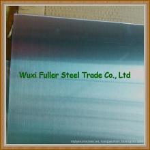 Hoja de acero inoxidable dúplex Hoja de acero inoxidable de 2205 colores