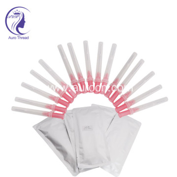 thread lift suture for face lifting
