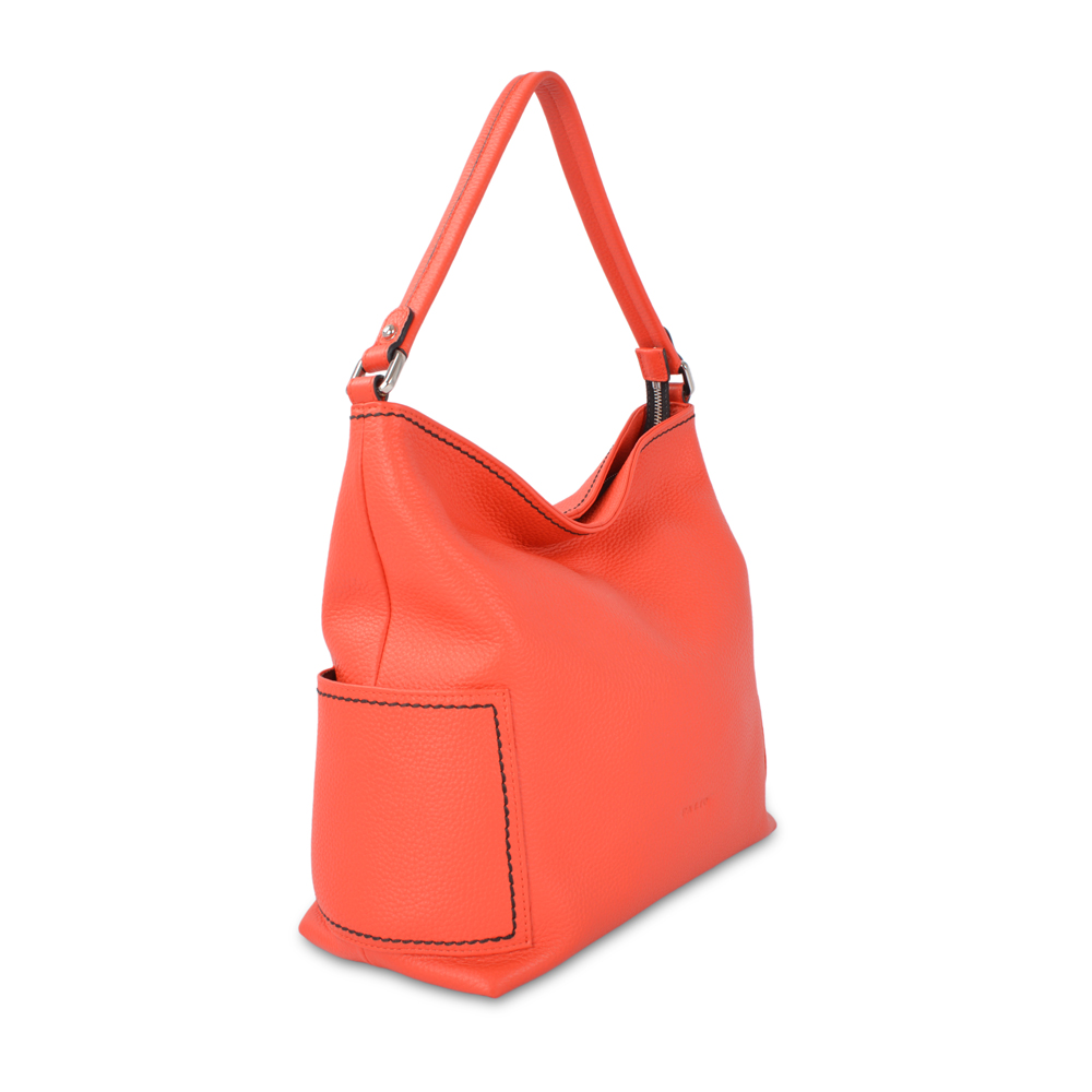 Hobo Shoulder Bag Stylish Leather Handbag for Women
