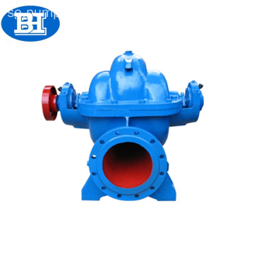 Centrifugal dränerings vattenpump / horisontell enstegs pump