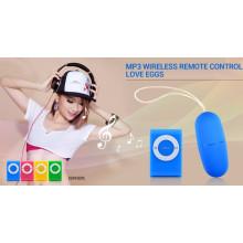 Sex Toy Women′s Body Massager Vibrator