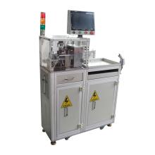 Automatic bulk vertical parts trimming machine