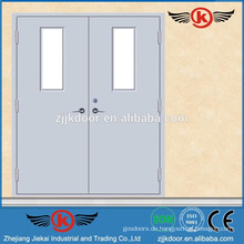 JK-F9007 zweiflügelige Brandschutztür Brandschutzglastür