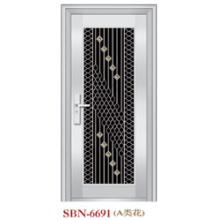 Edelstahltür für draußen Sonnenschein (SBN-6691)