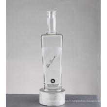Brandy Whisky Bouteilles de verre à vin