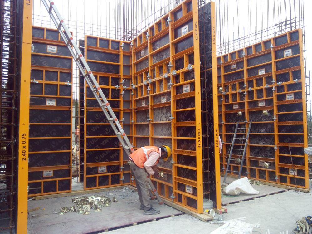 Steel Formwork Advantages