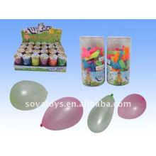 colorful helium balloon