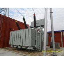 Pérdida baja 132kv / 69kv suzhou electrónico Transformador de energía a