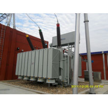 ONAF 66kv Step Power Transformer a