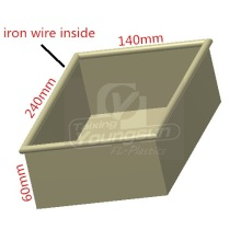 Good Quality for Mesh Baking Tray Non stick Oven Crisper Basket supply to Poland Manufacturers