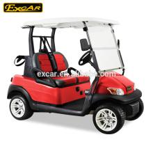 Chinesische Golfwagen mit 2 Sitzplätzen, billiger Golfwagen für Verkauf, elektrisches Golfbuggyauto