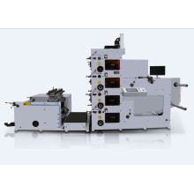 Flexo Printing Machine for Hamburger Package/Paper Bag