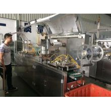 Butter automatic blister packing machine