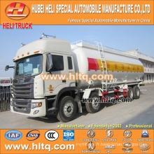 JAC 8x4 ciment en poudre camion-citerne 36M3 usine directe haute qualité et peu coûteuse