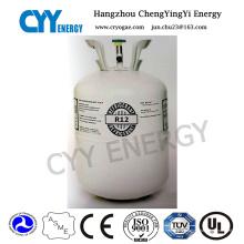 Gaz réfrigérant mélangé de haute pureté de R12 avec GB