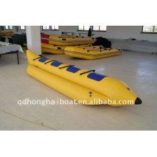 usine de banane bateau DSB3m - 7m CE bateau gonflable double