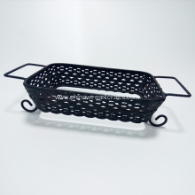 Square Metal Buffet Ceramic Rack