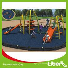 2014 Heiße Verkaufs-im Freien kletternde Ausrüstung.Outdoor Park-Spinnen-Mann-kletternde Spielplatz-Ausrüstung (LE-ZZ.026)