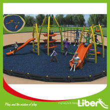2014 Hot Sale Outdoor Climbing Equipment.Outdoor Park Spider Man Climbing Playground Equipment (LE-ZZ.026)