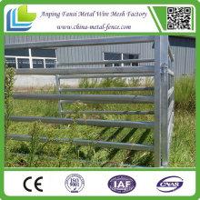 Panneau de bovins en acier galvanisé standard d'Australie