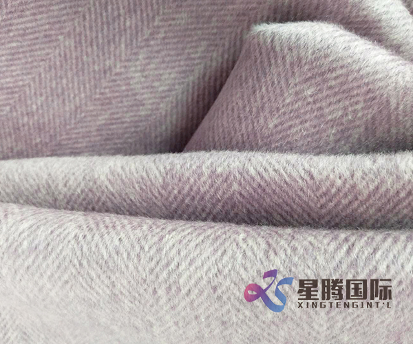Fashionable Color 100% Wool Fabric For Overcoats1 (4)