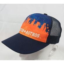 Promotional Mesh Woven Cap Baseball Cap (WB-080086)