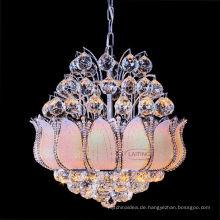 Heißer Verkauf Luxus Hotel Foyer Gold Crystal Kleine Kronleuchter