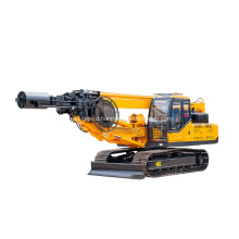 85KW-151KW Crawler Rotary Drilling Rig for construction