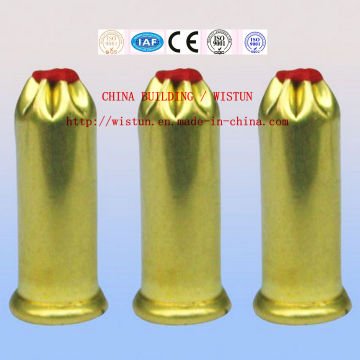 Building Shooting Nail, Shooting Nail Gun, Red Hat Explosive Bullet
