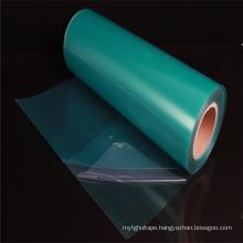 Transparent printable polycarbonate film protective film