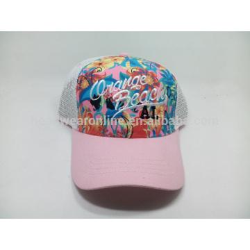 Chapéu de beisebol respirável ao ar livre do m