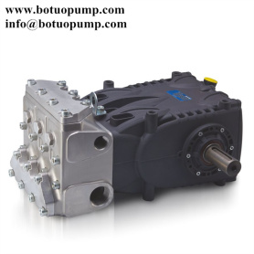 Heavy Duty Radial Triplex Plunger Pump