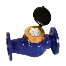 "Multi Jet Cast Iron Water Meter (2"") , Flange Type"
