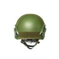 Casque de combat avancé sur mesure pour casque Kevlar avec niveau 3A pour Plolice et militaire