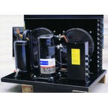 Equipamento de refrigeração usado em câmara fria
