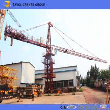 Kits de topo Crane de torre usado em Bangladesh