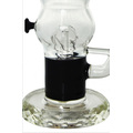 4 Showerheads Crystal Ball Glass Water Pipe for Smoking (ES-GB-435)