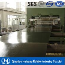 Ferro Conveyor Belt cimento PVC esteira