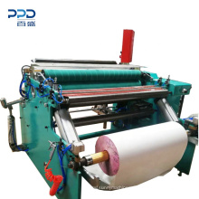 Factory price automatic gift paper cover film slitter rewinder machine