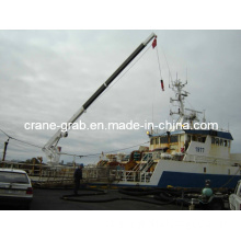 Telescopic Boom Marine Crane Mod. 1300/4s (GHE-1300/4S)