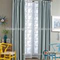 Plain gefärbtes Muster bereit Vorhang für Hotel