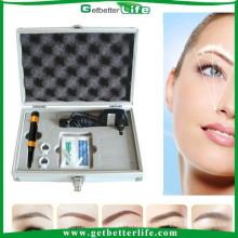 2015 getbetterlife frais de port offerts nous maquillage permanent machine trousse Pro tatouage sourcil broderie kit/sourcils