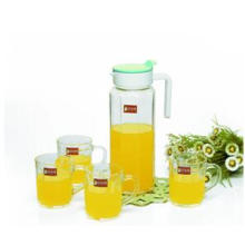 Practical & High Quality Glass Jug Set Kitchenware Kb-Jh06178