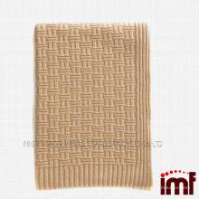 Warm Soft Handmade Cashmere Blanket